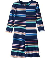 Tommy Hilfiger Yarn-Dye Multi-Stripe Split Dress (