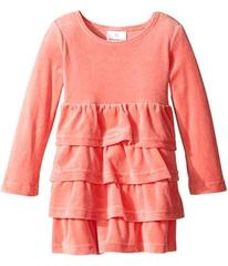 Hanna Andersson Softest Velour Twirl Dress (Toddle