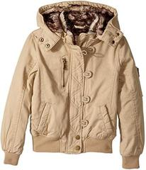 Urban Republic Kids Cotton Twill Bomber with Faux