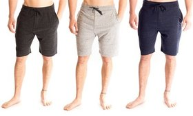 Bottoms Out Men's Sleep and Lounge Shorts (2- or 3
