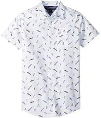 Tommy Hilfiger Short Sleeve Jack Printed Shirt (Bi