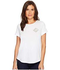 LAUREN Ralph Lauren Bullion-Embroidered Jersey T-S