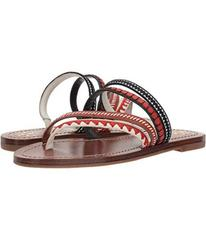 Tory Burch Patos Embroidered Sandal