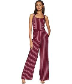 Juicy Couture Cindy Stripe Jumpsuit