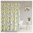 Bird Shower Curtain Yellow/White