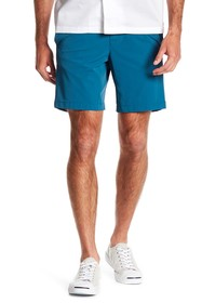 Perry Ellis Solid Slim Fit Tech Shorts