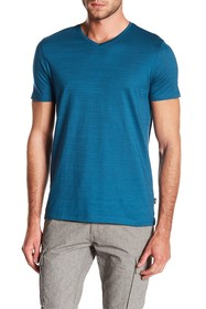 BOSS Solid V-Neck Tee