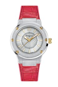 Salvatore Ferragamo Women's F-180 Swiss Quartz Wat