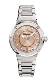 Salvatore Ferragamo Women's F-80 Bracelet Watch