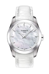 Tissot Women's Couturier Leather Strap Watch