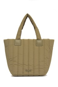 French Connection Theo Quilted Tote