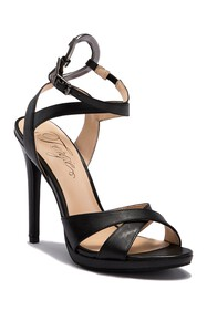 Fergie Naima Leather Ankle Strap Sandal
