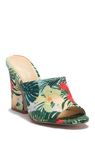 Charles By Charles David Hector Open Toe Mule