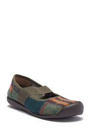 Keen Sienna Wool Mary Jane Flat