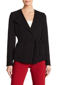 BOSS Karelina Wing Collar Jacket