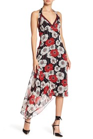 Anna Sui Field Of Poppies Dress