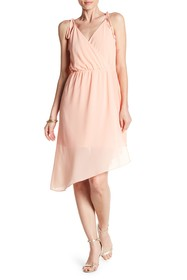 Haute Hippie Caitlyn V-Neck Dress
