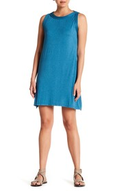 Max Studio Rolled Trim Dress