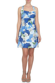 CeCe by Cynthia Steffe Fit & Flare Dress