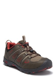 Keen Oakridge Leather Hiking Sneaker (Little Kid &