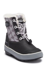Keen Elsa Waterproof Faux Fur Lined Snow Boot (Lit