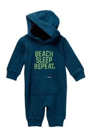 Hurley Say What Coverall (Baby Boys 0-12M)