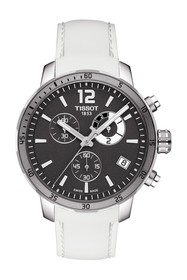 Tissot Men's Quickster Chronograph Football Sport