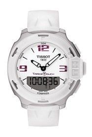 Tissot Unisex T-Race Touch Sport Watch