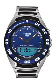 Tissot Men's Sailing-Touch Bracelet Watch