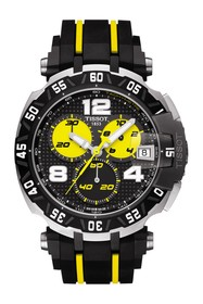 Tissot Men's T-Race Thomas Luthi 2015 Sport Watch