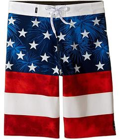 Vans Era Stretch Boardshorts (Little Kids/Big Kids