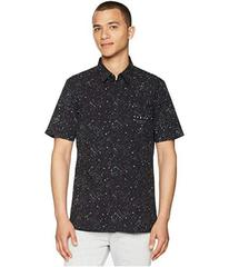 Hurley Destroyer Short Sleeve Woven