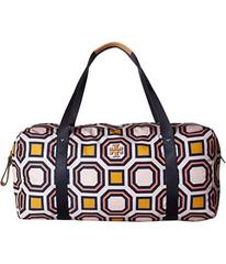Tory Burch Printed Nylon Large Duffel