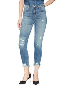 J Brand Alana High-Rise Crop Skinny in Ardent