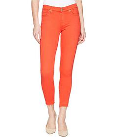 7 For All Mankind The Ankle Skinny w/ Released Hem