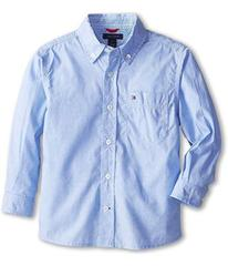 Tommy Hilfiger Vineyard End On End Shirt (Toddler/