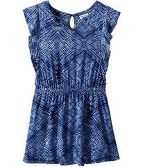 Splendid Littles AOP Voile Tank Dress (Little Kids