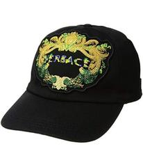 Versace Embroidered Cap