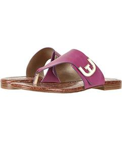 Sam Edelman Mulberry Pink Vaquero Saddle Leather