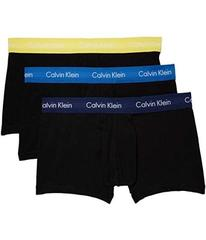 Calvin Klein Underwear Cotton Stretch Low Rise Tru