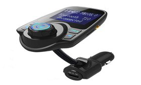 Wireless In-Car Bluetooth FM Transmitter Adapter C
