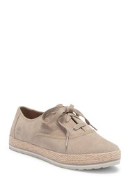 Timberland Eivissa Sea Suede Lace-Up Sneaker