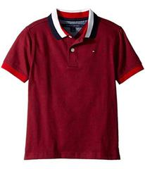 Tommy Hilfiger Twisted Polo (Toddler/Little Kids)