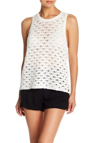 Roxy Coral Crush Knitted Tank