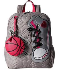 Betsey Johnson Sneaker Backpack