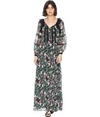 Juicy Couture Secret Garden Floral Maxi Dress