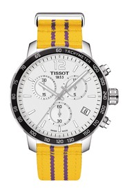 Tissot Men's Quickster Chronograph NBA Los Angeles