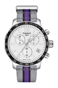 Tissot Men's Quickster Chronograph NBA Sacramento
