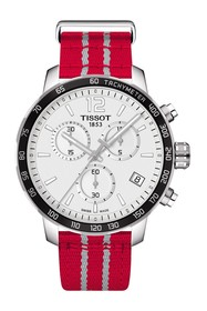 Tissot Men's NBA Houston Rockets Quickster Chronog