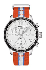 Tissot Men's Quickster Chronograph NBA Oklahoma Ci
